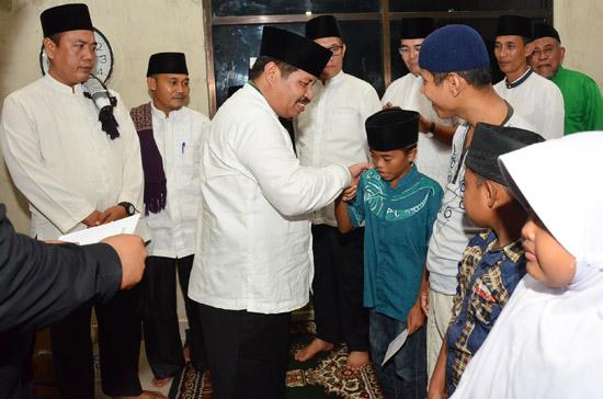Safari Ramadhan 1438 H Perdana di Kec. Pinggir