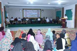 STIE Syari'ah Bengkalis Buka Puasa Bersama Anak Yatim dan Kaum Dhuafa