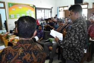 Masyarakat Minta Dinas Pendidikan Bengkalis Bangun Pagar SD Negeri 6 Kuala Penaso