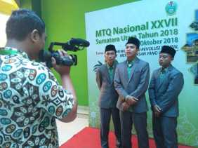 Fahmil Qur'an MTQ Nasional, Tiga Anak Bengkalis Raih Juara II