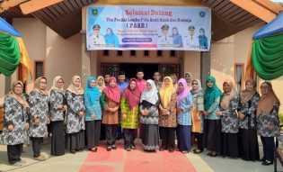 PAAR Desa Jangkang Siap Harumkan Negeri Junjungan di Kancah Nasional