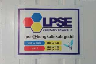 """Johansyah: """"Sekarang LPSE Tidak Lagi di Diskominfotik Kabupaten Bengkalis"""""""