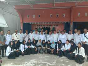 Dinas Pendidikan Apresiasi Pelaksanaan UNBK Paket C PKBM Albantani