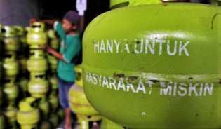 Kadisdagprin H Raja Arlingga: PNS Jangan Gunakan Elpiji 3 Kg, Untuk Masyarakat Miskin