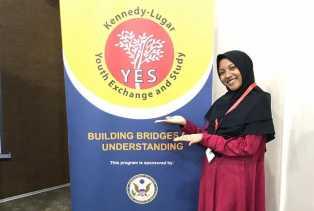Ketua FAN Pinggir Terpilih Ikuti Program Beasiswa YES di Amerika