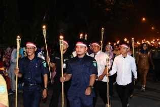 """Bupati Amril Mukminin: """"Semangat Juang Pahlawan dan Pendiri Bangsa Harus Terus Kita Kobarkan"""""""
