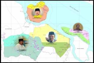 Akselerasi Pelaksanaan dan Keberhasilan, Bupati Amril Mukminin Tunjuk 4 Koordinator Gerbang Pembangunan