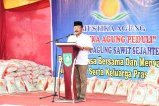 Amril Mukminin: Ramadhan Terasa Indah Jika Saling Berbagi Rezeki