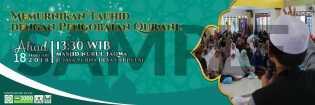18 Februari, QHI Gelar Kajian Tauhid dan Ruqiyah Syariyah di Bantan