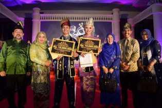Mela Yulindra, Dara Desa Sungai Alam Terpilih Jadi Dara Provinsi Riau Tahun 2019