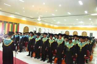 174 Mahasiswa STIE Syariah Bengkalis Diwisuda