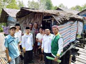 Baznas Bengkalis Gencar Sosialisasi Sampai ke Ceruk Kampung