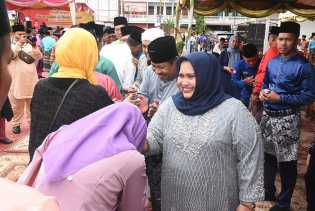 Pemkab Bengkalis Gelar Halal Bi Halal Pererat Silaturahmi