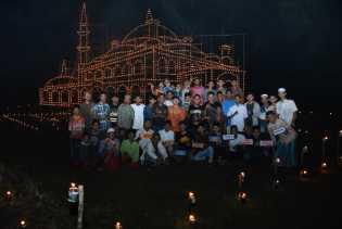Malam 27 Ramadhan, Desa Pedekik Sebagai Objek Kampung Colok