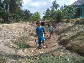 Dua Bulan Kemarau, Sejumlah Desa di Bantan Kesulitan Air
