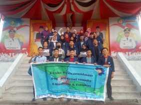 BEM dan Ormawa Politeknik Galang Dana Bantu Korban Tsunami Banten dan Lampung