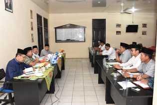Sekda Silaturrahmi dengan Pengurus LPTQ Kabupaten Bengkalis