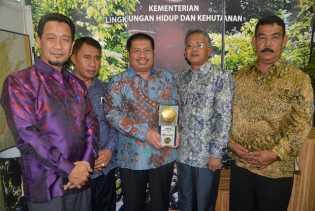 Bengkalis Kembali Terima Penghargaan Adipura dari Kementerian LHK
