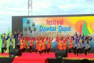 Minggu Depan Festival Pantai Rupat 2018 Digelar di Pantai Pesona Desa Teluk Rhu, Rupat Utara