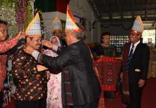 Siang Ini Bupati Amril Mukminin Hadiri Pelantikan DPC Situmorang se-Kecamatan Pinggir, Bathin Solapan dan Mandau