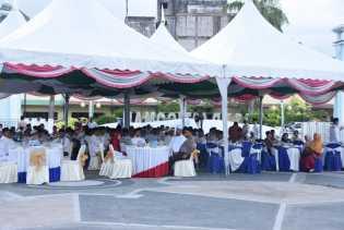Pemkab Bengkalis Sambut Tim Safari Ramadhan Pemerintah Provinsi Riau