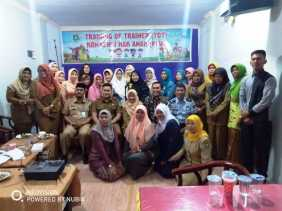 50 peserta Ikuti Training Of Trainer KHA