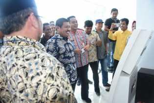 Cetak KTP, Warga 4 Kecamatan Tak Perlu ke Bengkalis