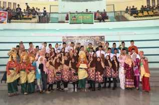 22 Tim Ikuti Turnamen Dandim 0303/Bengkalis Cup Se-Riau