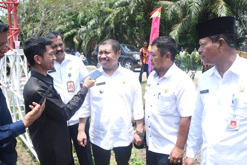 Kabupaten Bengkalis Kandidat Tuan Rumah Pencanangan BBGRM Provinsi Riau 2019