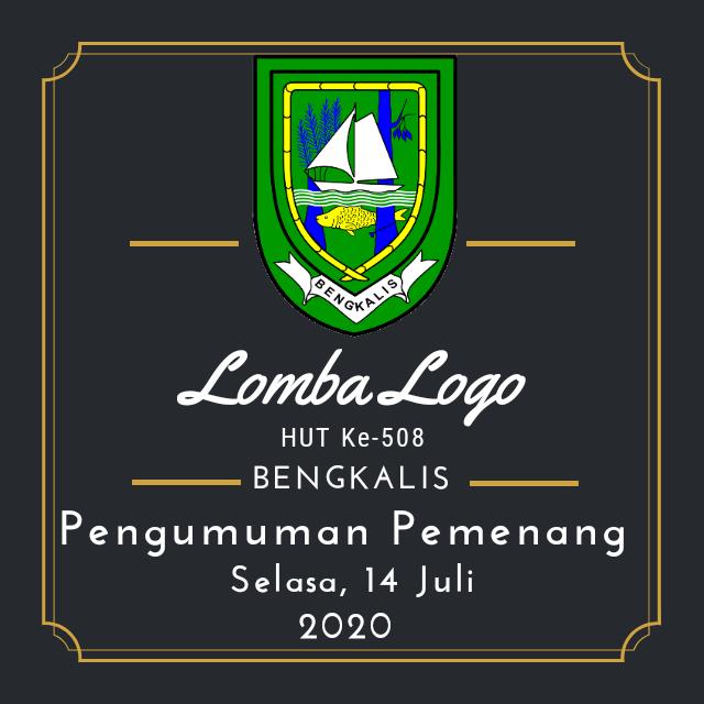 Selasa Bakal Diumumkan Pemenang Sayembara Logo Hut Ke 508 Bengkalis