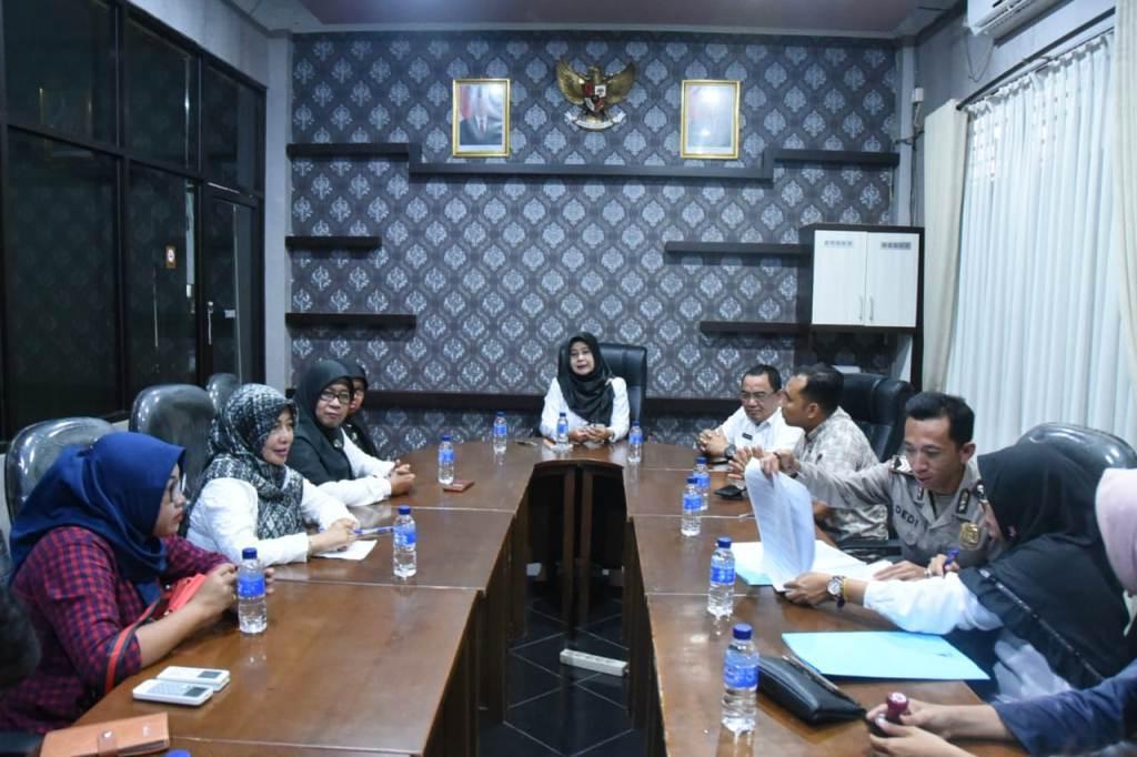 Dinsos Bengkalis Pulangkan Warga Asal Medan Korban Human Trafficking