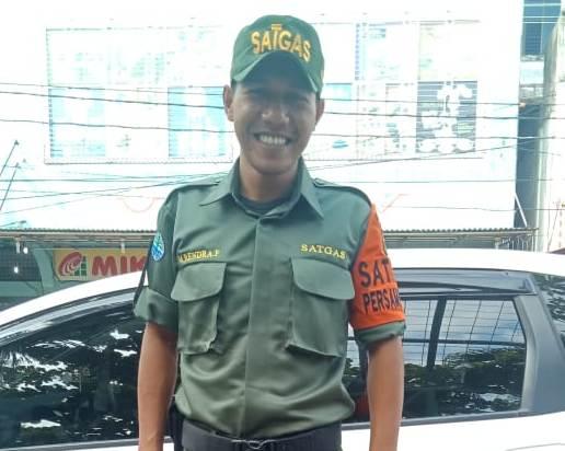 Wujudkan Kota Bersih, Satgas Sampah Patroli Keliling Kota