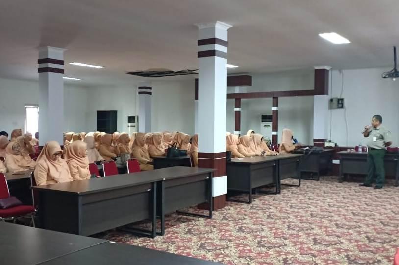 "Hj Akna Juita, ""DWP Harus Ikut Berpartisipasi Aktif dalam Penanggulangan Karhutla"""