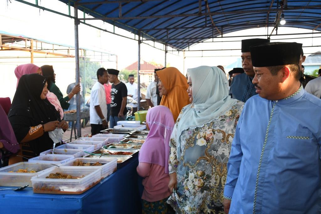 Pemkab Bengkalis Beri Fasilitas Pasar Ramadhan Tanpa Dipungut Biaya
