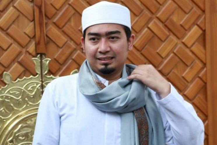 Ustadz Solmed Isi Tabligh Akbar Hari Jadi ke-507 Bengkalis Saat Berulang Tahun ke-36
