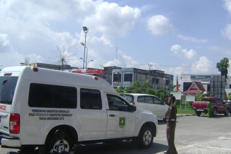 Kades Tasik Tebing Serai dan Koto Pait Beringin Jadikan Ambulan Usulan Prioritas Tahun 2020