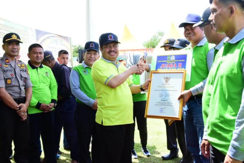 Tiga Desa di Bengkalis Belum Ambil Bantuan Keuangan Khusus 2019 dari Pemprov Riau