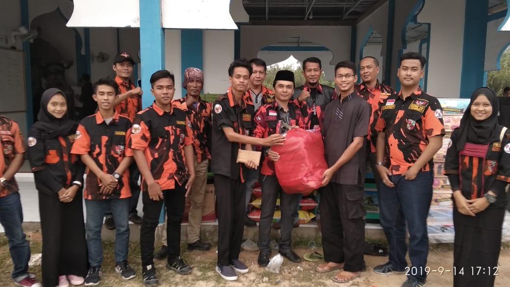 MPC PP Kabupaten Bengkalis Kembali Salurkan Bantuan ke Panti Asuhan Al Fajar Dompas