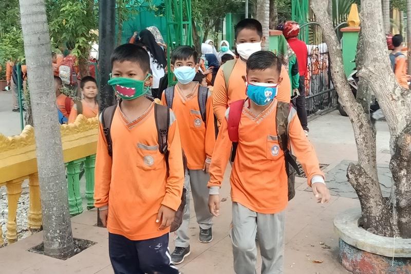 Di Riau, Hanya Rohil Boleh Laksanakan KBM Tatap Muka, Bengkalis Belajar dari Rumah