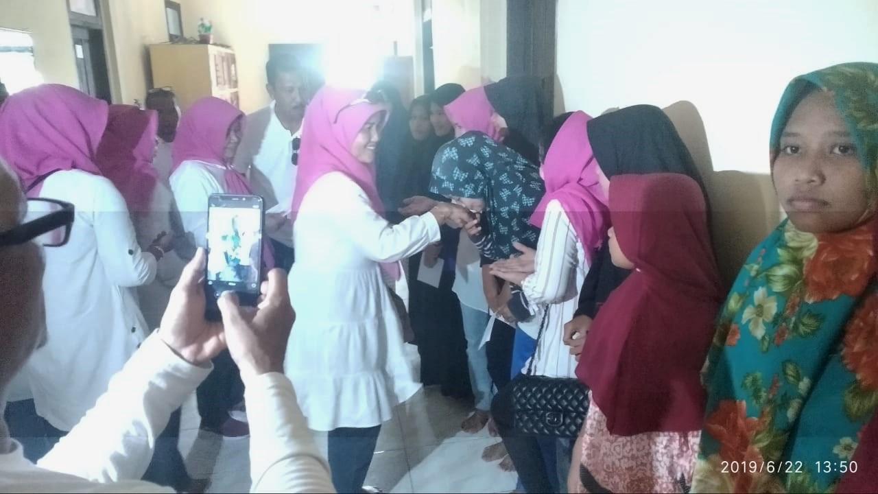 Alumni Smansa 84 Bengkalis Santuni Anak Yatim Panti Asuhan Dayang Derma Bengkalis