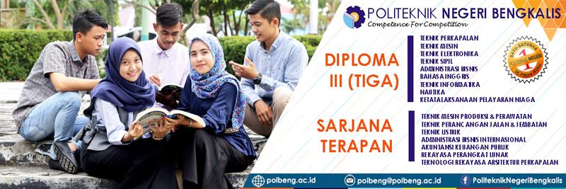 Besok, Politeknik Negeri Bengkalis Umumkan Hasil Seleksi Calon Mahasiswa Baru