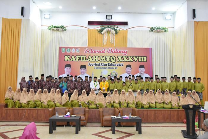 MTQ Riau di Kampar, 18 Peserta Bengkalis Melaju ke Final