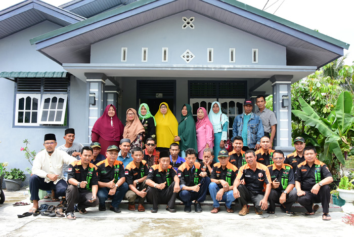 Pererat Silaturrahim, RAPI Wilayah 0405 Kabupaten Bengkalis Gelar Pertemuan Bulanan