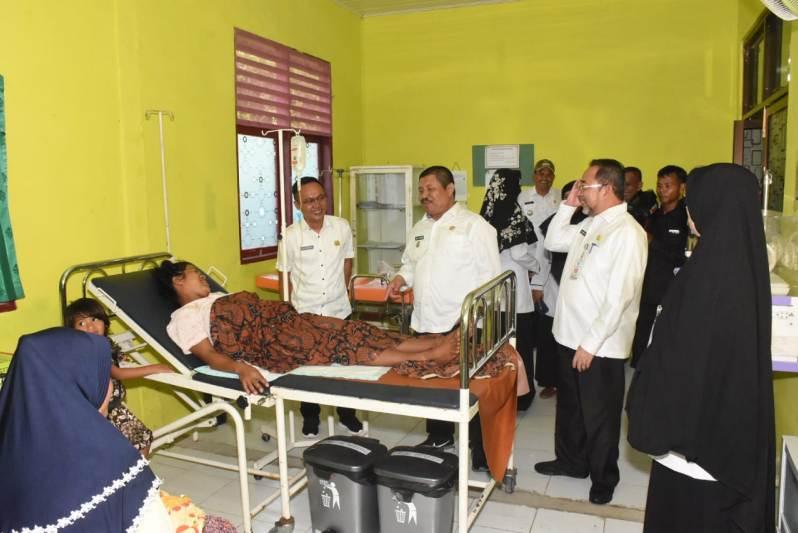 Sambut Kedatangan Hadi dan Tito, Bupati Amril Mukminin Juga Sudah di Rupat