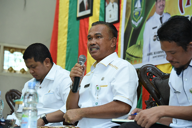 Mengalami Peningkatan, Tahun Ini Alokasi Anggaran Kecamatan Mandau Rp371,81 Miliar