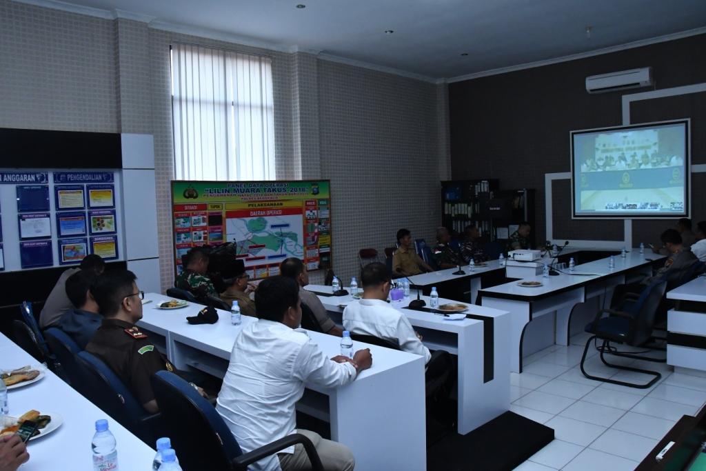 Wiranto: Pastikan Pemilih Salurkan Hak Suara Aman Tanpa Tekanan
