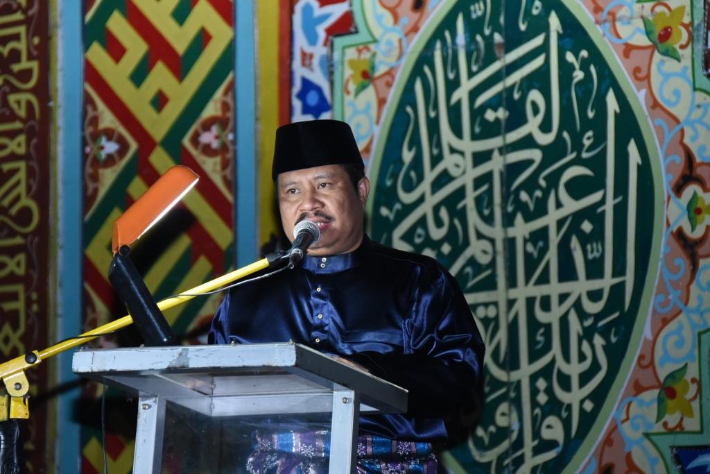 Bupati Amril Mukminin: Jadikan MTQ Media Dakwah Dan Syiar Keagamaan