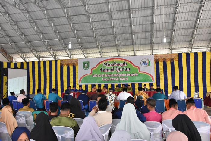 Regu Fahmil Qur'an Putra Bengkalis, Bukit Batu dan LPTQ Melaju ke Final