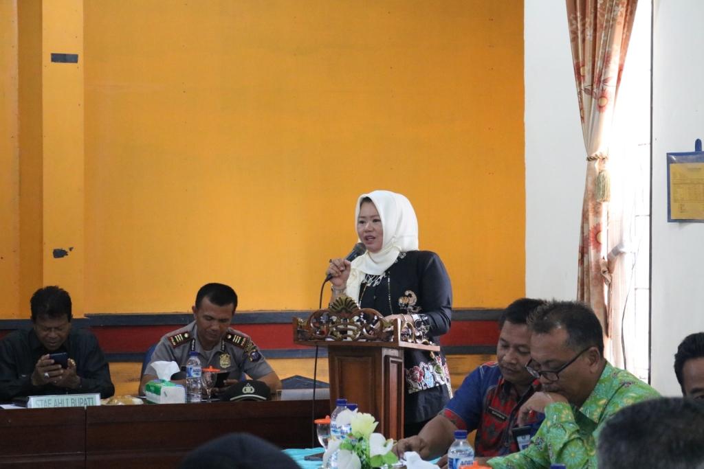 APBD 2019, Alokasi Angggaran 182,546 Milyar Untuk Kecamatan Rupat