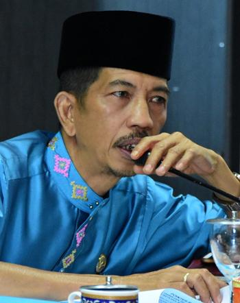 Drs. Johansyah Syafri